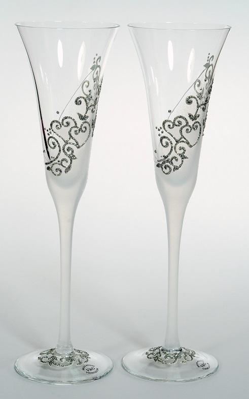 "Луксозни ритуални чаши""Pure Heart"""