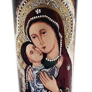 Ваза със Света Богородица 1