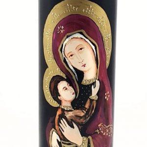 Ваза със Света Богородица 2
