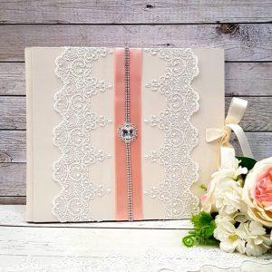 """Сватбена книга за пожелания """"GB 2"""""""