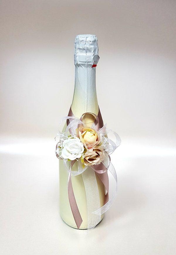 """Сватбено шампанско """"Пудра"""""""