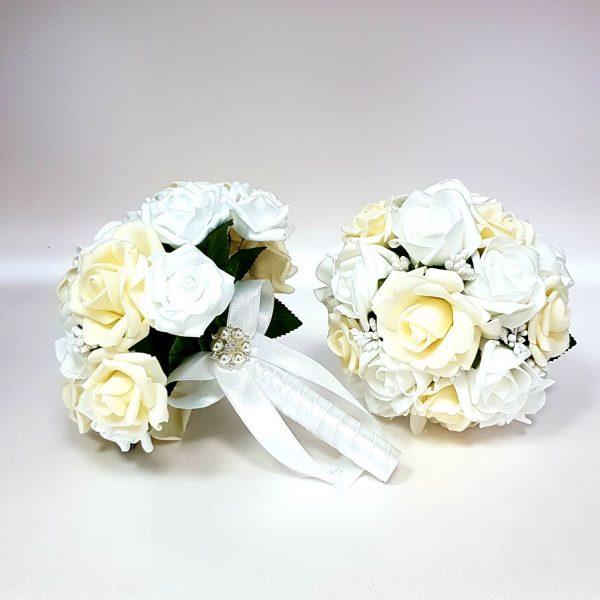Сватбени букети