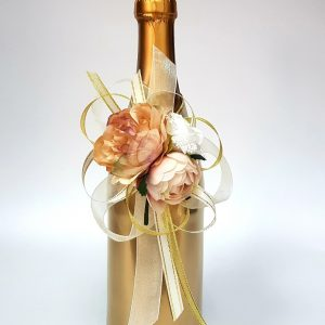 """Ритуално шампанско """"Злато и рози"""""""